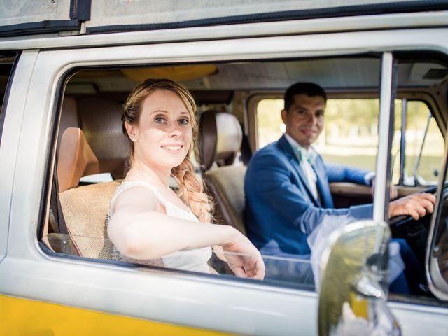 Le mariage de Vincent et Nathalie à Bordeaux, Gironde 111