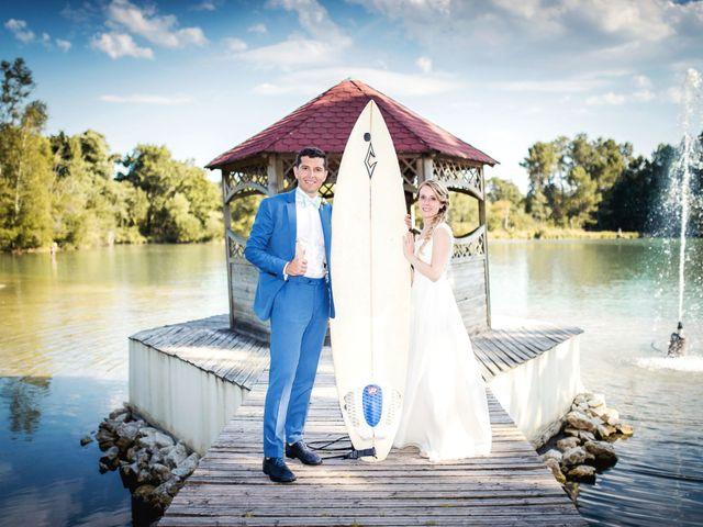 Le mariage de Vincent et Nathalie à Bordeaux, Gironde 114