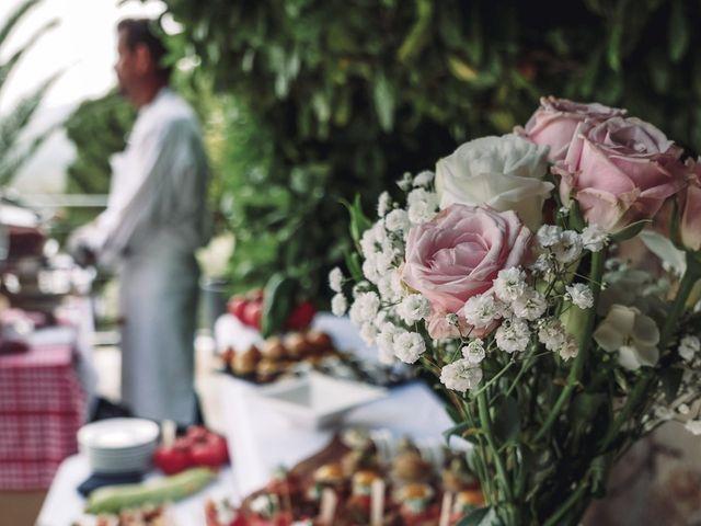 Le mariage de Armelle et Francois Xavier à Le Tignet, Alpes-Maritimes 3