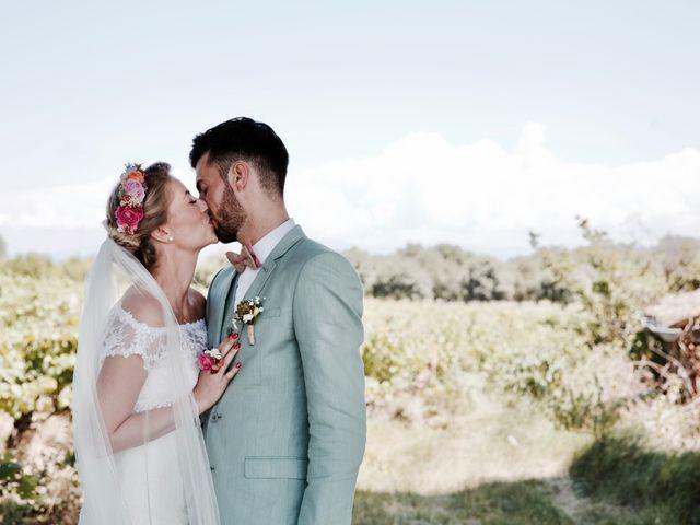 Le mariage de Pierre et Marine à Saint-Marcel-d'Ardèche, Ardèche 12