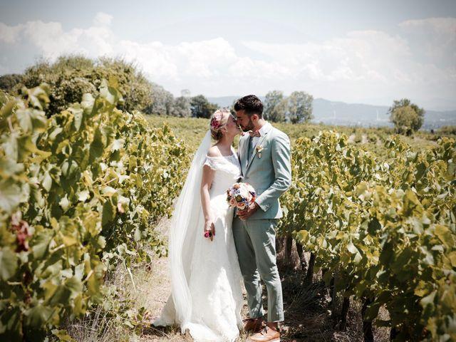 Le mariage de Pierre et Marine à Saint-Marcel-d'Ardèche, Ardèche 13