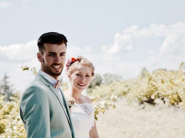 Le mariage de Pierre et Marine à Saint-Marcel-d'Ardèche, Ardèche 15