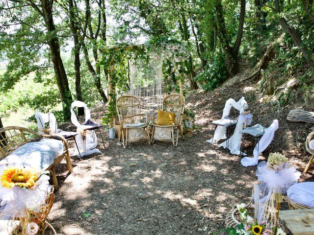 Le mariage de Pierre et Marine à Saint-Marcel-d'Ardèche, Ardèche 23