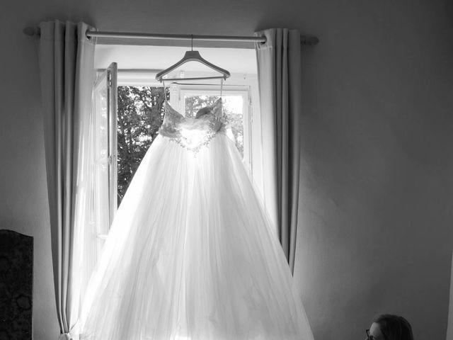 Le mariage de Elliot et Elise à Courson, Calvados 3