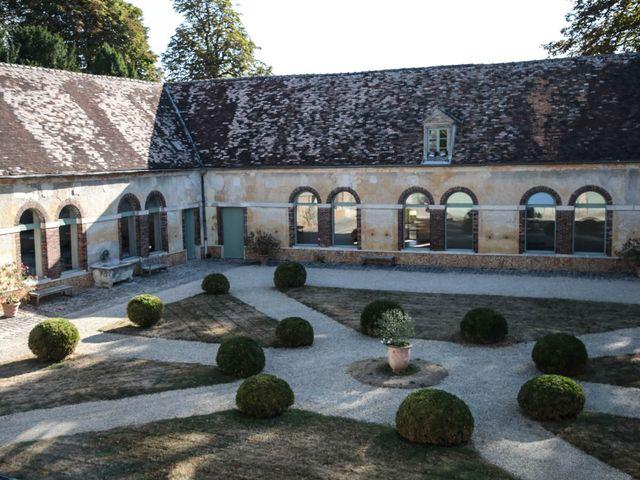 Le mariage de Elliot et Elise à Courson, Calvados 1
