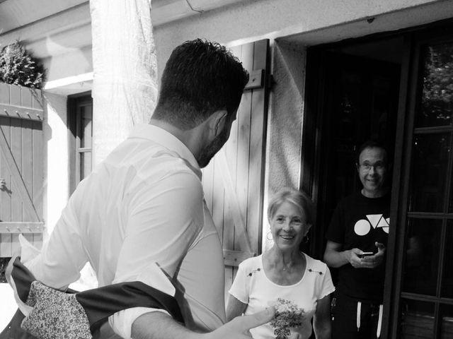 Le mariage de Elliot et Elise à Courson, Calvados 5
