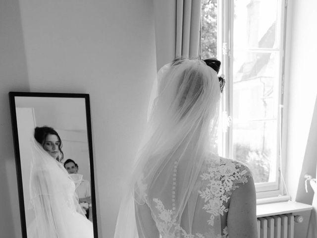 Le mariage de Elliot et Elise à Courson, Calvados 7