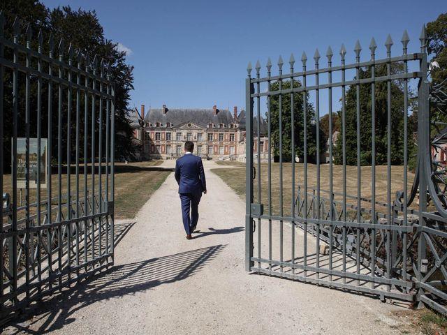 Le mariage de Elliot et Elise à Courson, Calvados 8