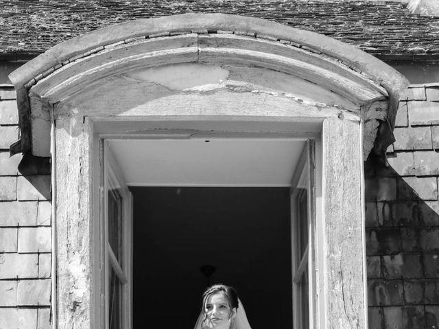 Le mariage de Elliot et Elise à Courson, Calvados 11