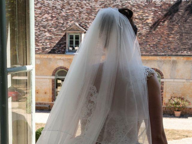 Le mariage de Elliot et Elise à Courson, Calvados 12