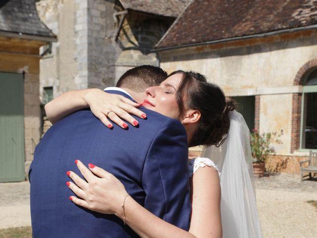 Le mariage de Elliot et Elise à Courson, Calvados 13