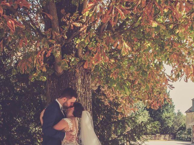 Le mariage de Elliot et Elise à Courson, Calvados 14