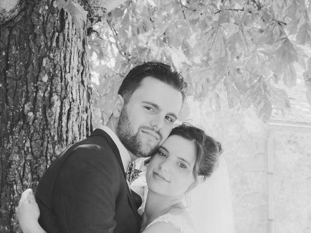 Le mariage de Elliot et Elise à Courson, Calvados 15