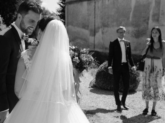 Le mariage de Elliot et Elise à Courson, Calvados 16