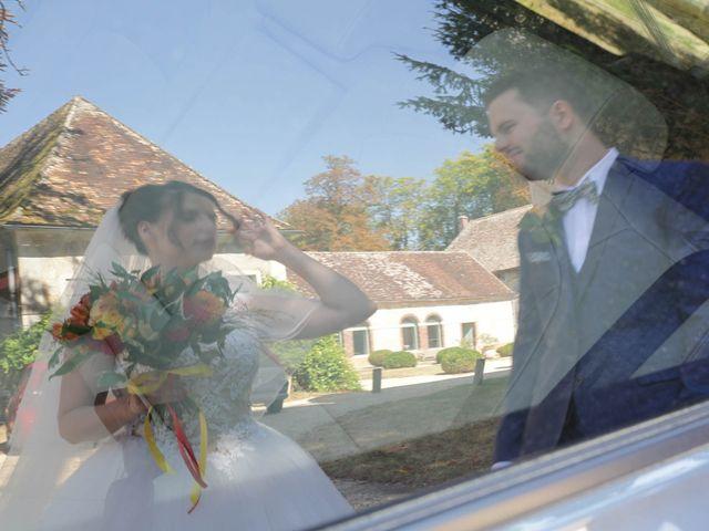Le mariage de Elliot et Elise à Courson, Calvados 17