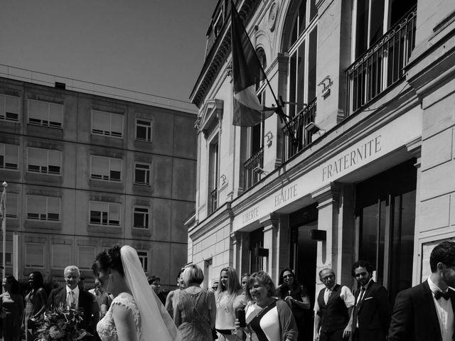 Le mariage de Elliot et Elise à Courson, Calvados 20