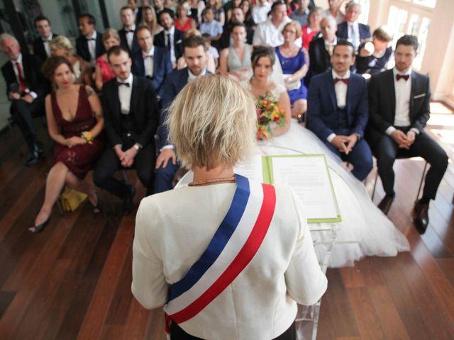 Le mariage de Elliot et Elise à Courson, Calvados 21