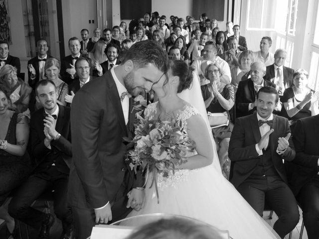Le mariage de Elliot et Elise à Courson, Calvados 22