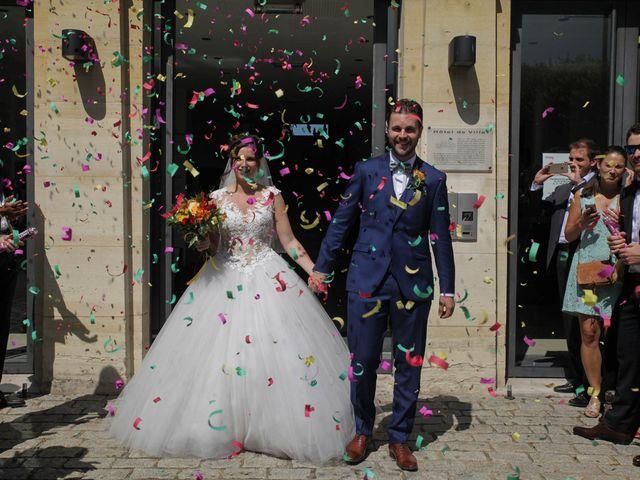 Le mariage de Elise et Elliot