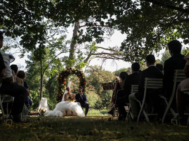 Le mariage de Elliot et Elise à Courson, Calvados 26