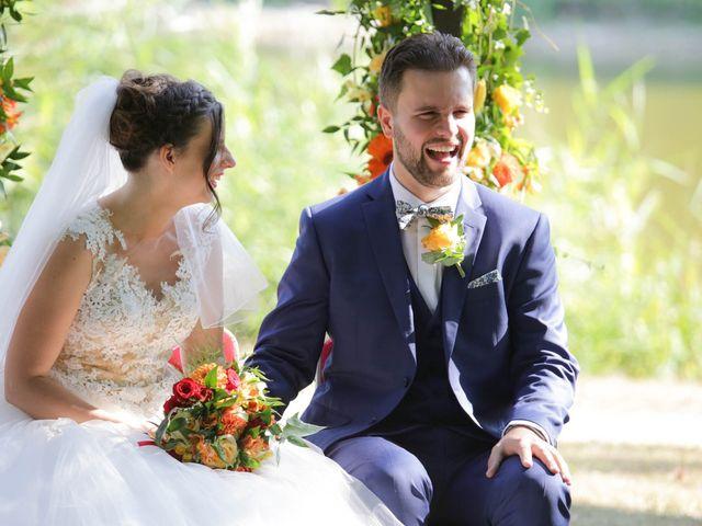 Le mariage de Elliot et Elise à Courson, Calvados 28