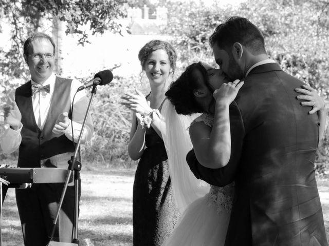 Le mariage de Elliot et Elise à Courson, Calvados 30