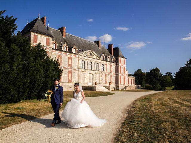 Le mariage de Elliot et Elise à Courson, Calvados 34