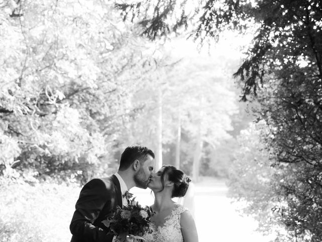 Le mariage de Elliot et Elise à Courson, Calvados 35