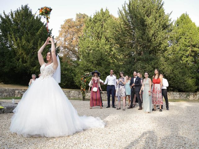 Le mariage de Elliot et Elise à Courson, Calvados 36