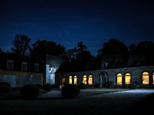 Le mariage de Elliot et Elise à Courson, Calvados 44