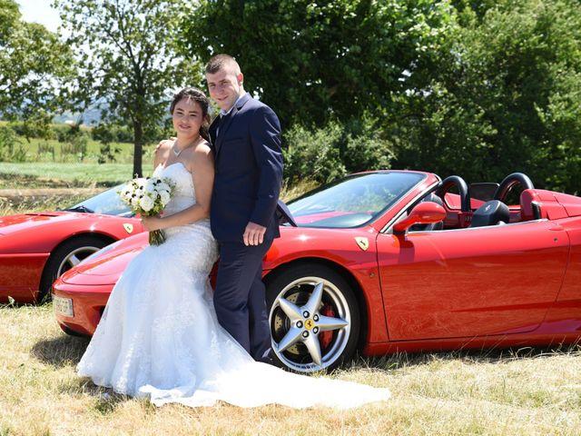 Le mariage de Florian et Laurie à Saint-Laurent-d'Agny, Rhône 2