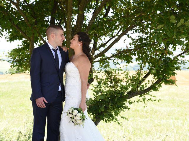 Le mariage de Florian et Laurie à Saint-Laurent-d'Agny, Rhône 3