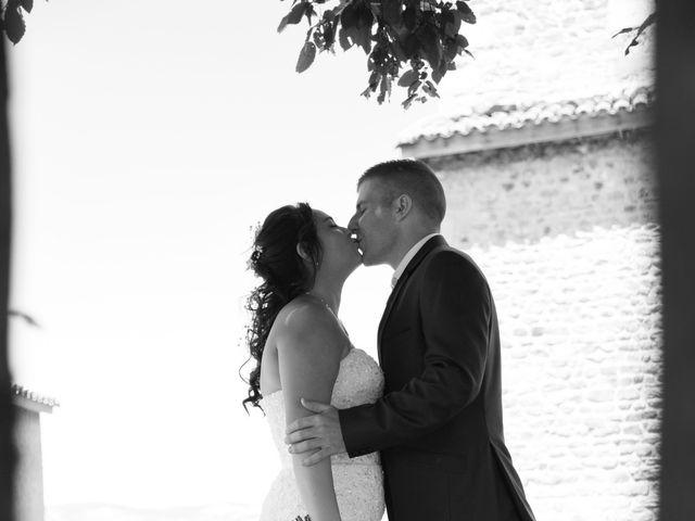 Le mariage de Florian et Laurie à Saint-Laurent-d'Agny, Rhône 8
