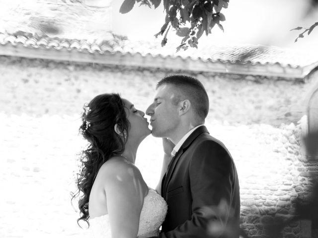 Le mariage de Florian et Laurie à Saint-Laurent-d'Agny, Rhône 9