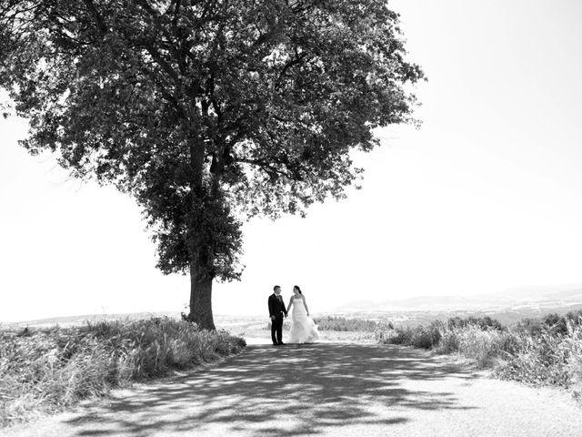 Le mariage de Florian et Laurie à Saint-Laurent-d'Agny, Rhône 11