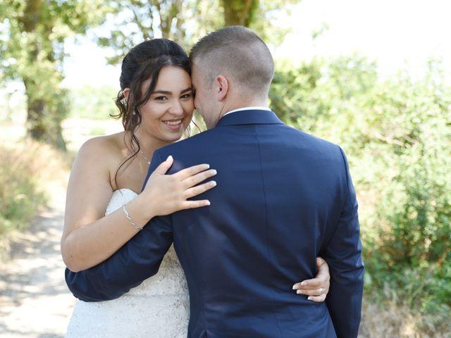Le mariage de Florian et Laurie à Saint-Laurent-d'Agny, Rhône 14