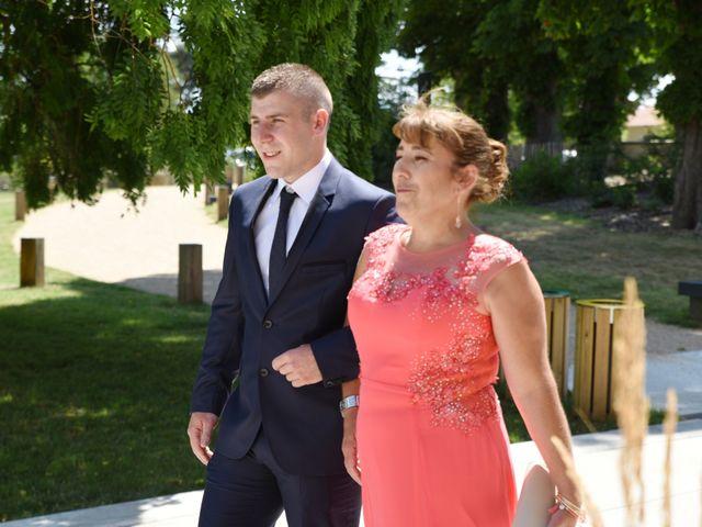 Le mariage de Florian et Laurie à Saint-Laurent-d'Agny, Rhône 22