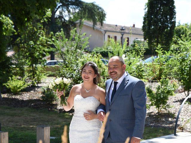 Le mariage de Florian et Laurie à Saint-Laurent-d'Agny, Rhône 23