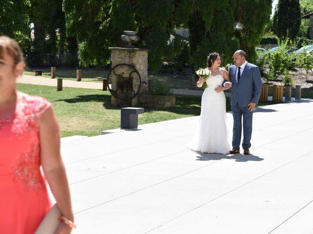 Le mariage de Florian et Laurie à Saint-Laurent-d'Agny, Rhône 24