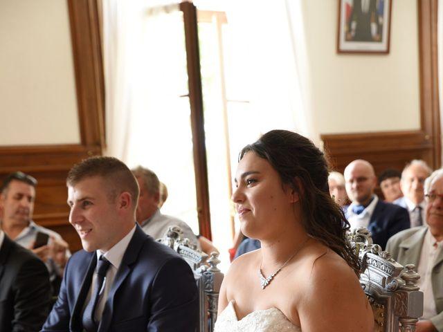 Le mariage de Florian et Laurie à Saint-Laurent-d'Agny, Rhône 26
