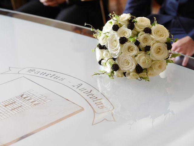 Le mariage de Florian et Laurie à Saint-Laurent-d'Agny, Rhône 28