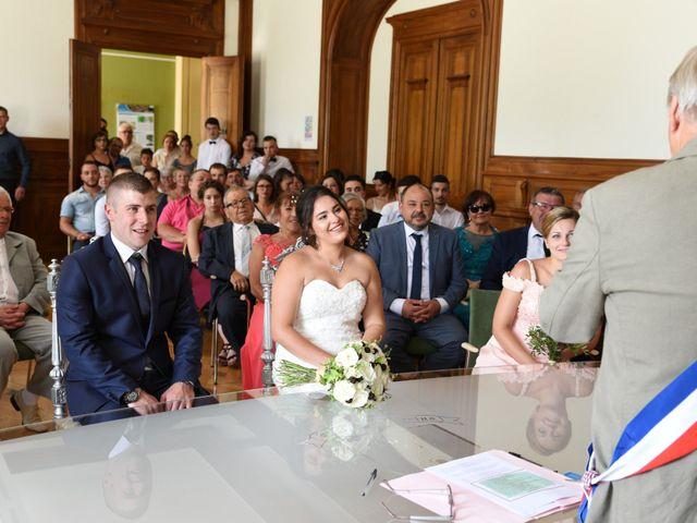 Le mariage de Florian et Laurie à Saint-Laurent-d'Agny, Rhône 29
