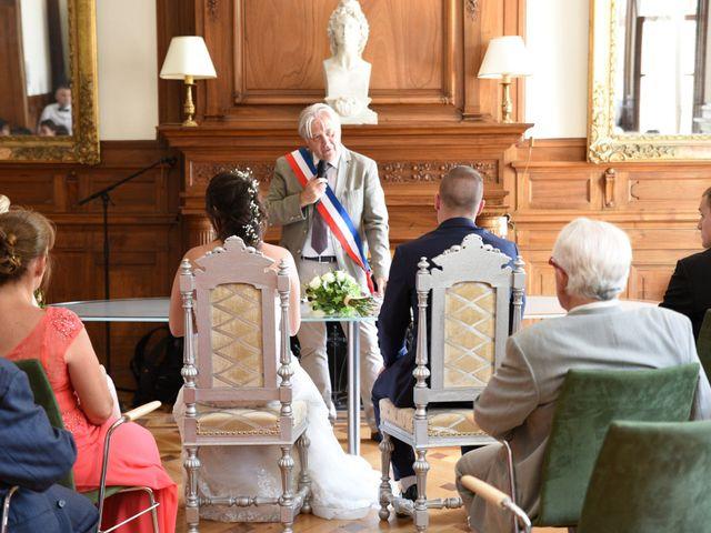 Le mariage de Florian et Laurie à Saint-Laurent-d'Agny, Rhône 32