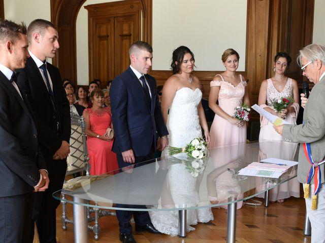 Le mariage de Florian et Laurie à Saint-Laurent-d'Agny, Rhône 34