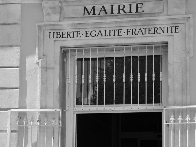 Le mariage de Florian et Laurie à Saint-Laurent-d'Agny, Rhône 39