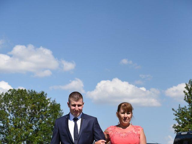 Le mariage de Florian et Laurie à Saint-Laurent-d'Agny, Rhône 42