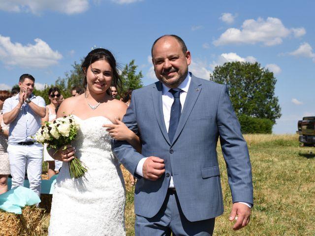 Le mariage de Florian et Laurie à Saint-Laurent-d'Agny, Rhône 44