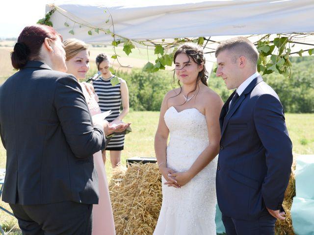Le mariage de Florian et Laurie à Saint-Laurent-d'Agny, Rhône 49