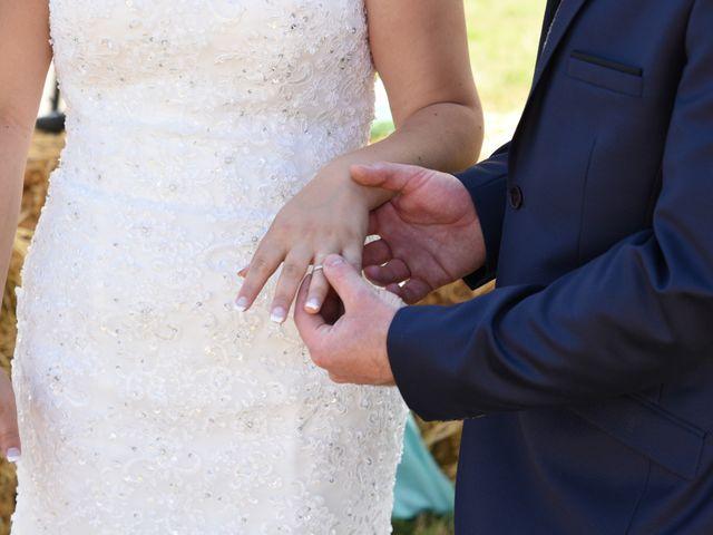 Le mariage de Florian et Laurie à Saint-Laurent-d'Agny, Rhône 51