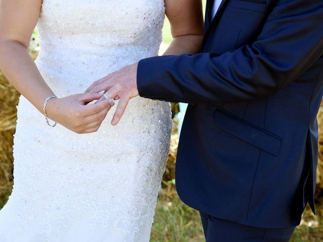 Le mariage de Florian et Laurie à Saint-Laurent-d'Agny, Rhône 52